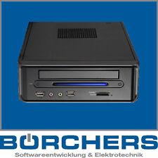 Mini Car-PC Auto-PC ad2550-itx Intel d2550 | 500 Go | 4 Go RAM | Lecteur DVD