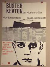 PLAKAT FILM BUSTER KEATON