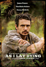 As I Lay Dying (DVD, 2013, Full Frame) Usually ships within 12 hours!!!
