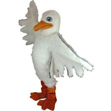 2019 Hot SEA GULL SEAGULL MASCOT COSTUME OUTFIT FANCY DRESS FOR Festival party