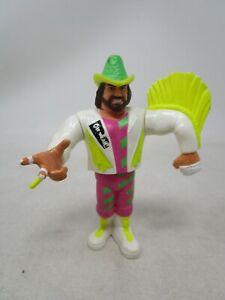 1991 Hasbro WWF Action Figure SERIES 5 *MACHO MAN RANDY SAVAGE*