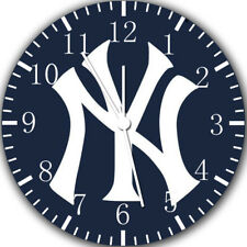New York Yankees Frameless Borderless Wall Clock Nice For Gifts or Decor Z163
