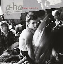 A-Ha - Hunting High and Low - REMASTERED CD - NEW & SEALED 2015    take on me