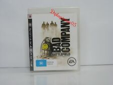 BATTLEFIELD BAD COMPANY PS3 Brand New + Sealed ,100% PAL Game( AUS )