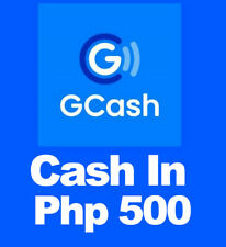 Gcash Credits Worth Php 500