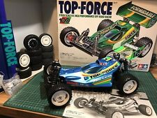 Tamiya top force 4wd Rc Racing Off-road Buggy With Electrics