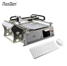 Low Cost Small Pick and Place Machine Vision System NeoDen3V-Std 23 Feeders