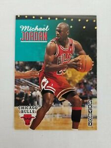 MICHAEL JORDAN 1992-93 Skybox #31 Chicago Bulls Card