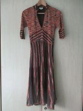 ladies KAREN MILLEN LONG DRESS SIZE 1