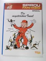 Spirou und Fantasio Spezial 14: Die mysteriöse Insel  Carlsen Verlag NEU
