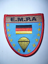 EUROPEAN MILITARY PARACHUTE ASSOCIATION  GERMANY PATCH.