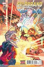 Starbrand And Nightmask #2 Comic Book 2016 - Marvel