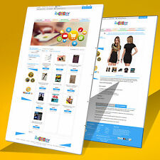 Complete eBay Shop Design & Auction Listing Template Mobile Responsive 2018