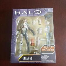 Mattel HALO Build A Figure LINDA -058 Alpha Crawler Forerunner Series 1