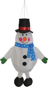 Snowman Windsock 100cm
