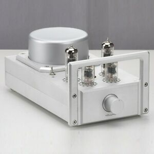 6P1 3.8Wx2 Single-Ended Class A Tube Amplifier HiFi Class A Power Amp Assembled