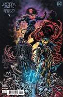 Dark Nights Death Metal Trinity Crisis #1 1:25 Kyle Hotz Variant (09/08/2020)