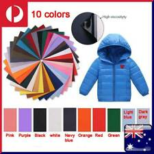 Adhesive patches Nylon stickers, 10 Pcs,For Down Jackets Hole Repair-10 Colors