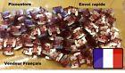 Lot de 5 micro fusibles 40 Amp 40A auto moto automobile voiture 10x11mm 1-29