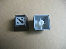 NEW for DOTA 2 ABS Backlight MX Keycap Mechanical Keyboard Keycaps white