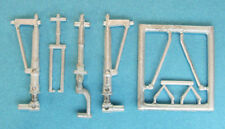 P-38 Lightning Landing Gear For:1/72nd  Academy and RS Models SAC 72078