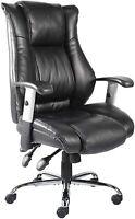 Smugdesk Office Chair Ergonomic Computer Bonded Leather Adjustable Desk Chair