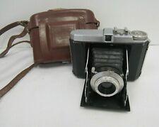Dacora Subita Folding / Bellows Roll Film Camera 1:6.3 Lens - TIV L82