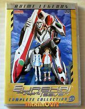 Eureka Seven - Complete Anime TV Series DVD Collection #2 Anime Legends 6 Discs