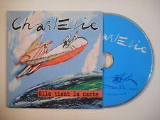 CHARLELIE : ELLE TIENT LA CARTE [ CD SINGLE PORT GRATUIT ]