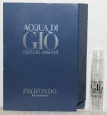 New Giorgio Armani Acqua Di Gio Spray perfume, 0.04 fl.oz for Men