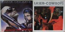 Laser Cowboys Vinyl Bundle Sammlung 2x Maxi-Singles: Killer Machine / Ultrawarp