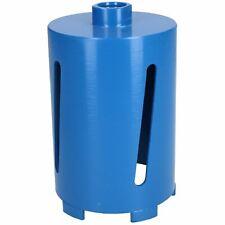 Dry Diamond Core Drill Drilling Bit For Stone Masonry Slabs 107mm x 150mm