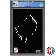 BLACK PANTHER #25 GLEASON STORMBREAKERS VARIANT CGC Graded 9.8 PRESALE 4/28/21