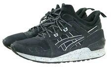 Asics Gel-Lyte Men's Running Shoes Size 11.5 Black Gray