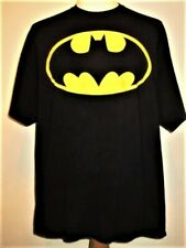 DC Comics BATMAN Classic Logo T-shirt, 2XL