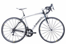 2010 Specialized S-Works Roubaix SL2 Road Bike 52cm Carbon Shimano Dura-Ace