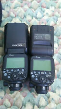 Yongnuo YN600EX-RTII Speedlite Flash for Canon Cameras With cases