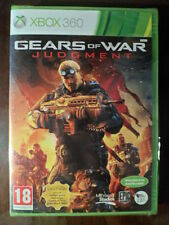 GEARS OF WAR JUDGMENT Nuevo Xbox 360 Gran Shooter aventura acción en castellano