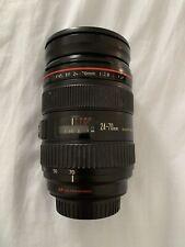 Canon 24-70mm 2.8 L AF MANUAL