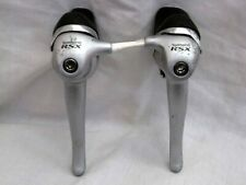 Shimano RSX brifters ST-A416 STI 3 X 8 good cond, works good, Integrated shifter