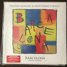 FREDDIE MERCURY & MONTSERRAT CABALLÉ - BARCELONA (1988) - LP REEDICIÓN MINT