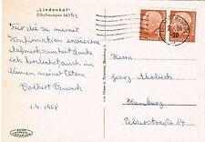 Briefmarken aus der BRD (1948-1954) mit Echtheitsgarantie