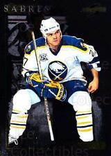 1995-96 Score Black Ice #288 Brad May