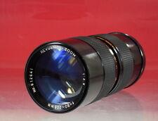 Revuenon zoom 80-205mm/3.9 para m42 - (16300)