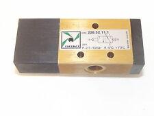 Pneumax 228.32.11.1 3/2 valve, 1/8 BSP pilote printemps retour vanne pneumatique