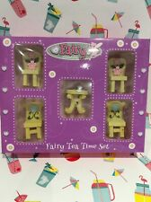 Fairy Play Set Tea Time New In Box RRP £9.99