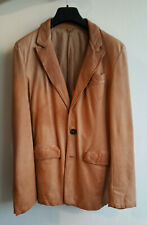 Giorgio Brato leatherjacket, size IT48, used but in super condition