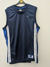 Nike Dirk Nowitzki #41 Signature Collection, NBA Basketball Jersey/Vest L 🏀🇩🇪