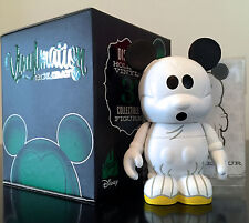 "DISNEY VINYLMATION 3"" HOLIDAY 1 SERIES MICKEY MOUSE GHOST HALLOWEEN TOY FIGURE"