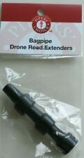 Pipers Choice 3pk Drone Reed Extenders for bagpipes